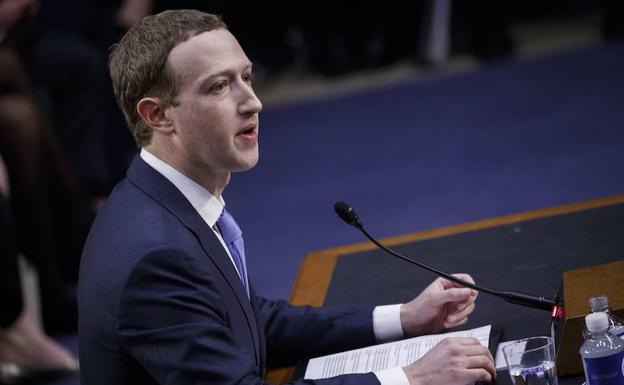 El presidente y fundador de Facebook, Mark Zuckerberg./Efe