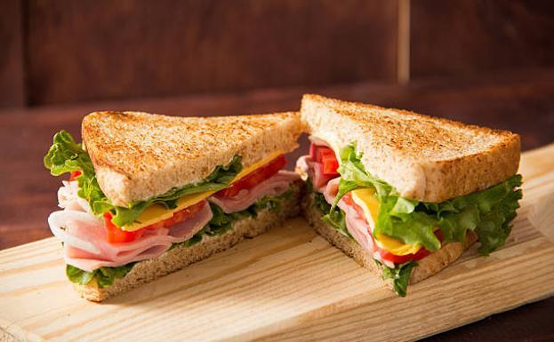 El Error De Cenar Un Sandwich Para No Engordar La Verdad