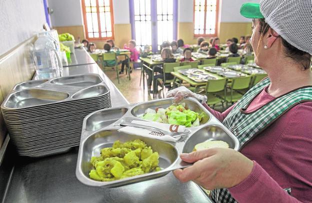 Cuatro colegios abrirán comedores el próximo curso para 240 ...
