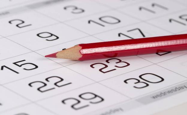 Calendario Laboral 2019 Ciudad Real.Calendario Laboral 2019 Region De Murcia Puentes Festivos La Verdad