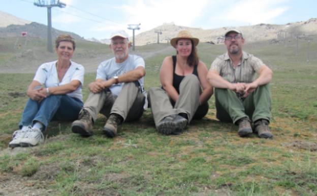 Investigadores de la UMU descubren una especie de musgo que carece de machos