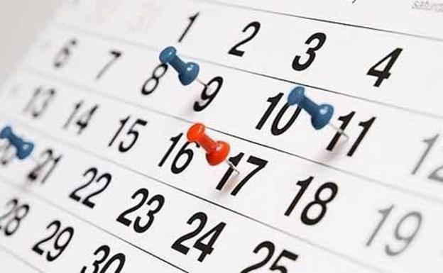 Calendario Laboral 2020 Sevilla.Calendario Laboral 2020 Esta Es La Lista De Festivos Y Puentes En
