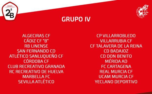 Segunda División B: Real Murcia, Cartagena, UCAM y Yeclano ...
