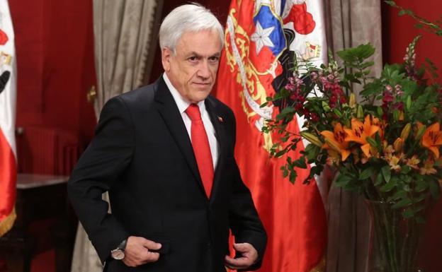 Piñera intenta superar la crisis social de Chile renovando su gabinete