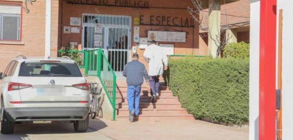 El brote del colegio de educación especial Pilar Soubrier de Lorca suma ya 18 casos