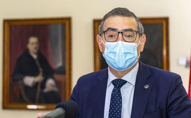 José Luján, in a file photograph.