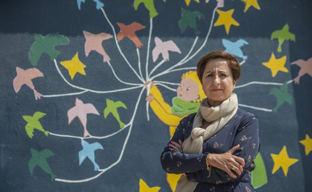 Mª Catalina García.