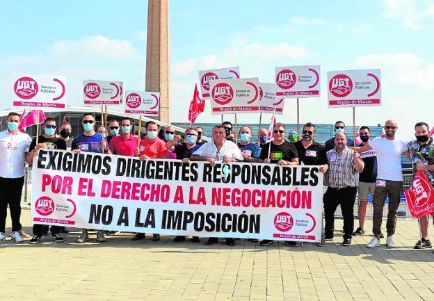 Policías de Las Torres exigen mantener los turnos de 12 horas