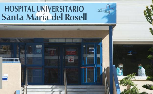 Imagen de archivo del Hospital del Rosell.