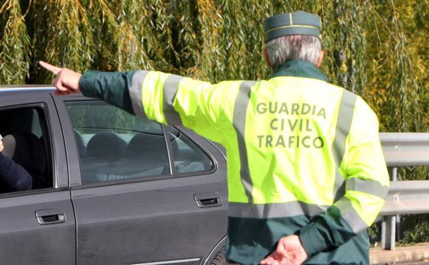 Guardia Civil en una imagen de archivo.