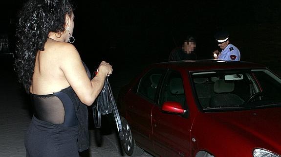 prostitutas en lorca calles prostitutas madrid