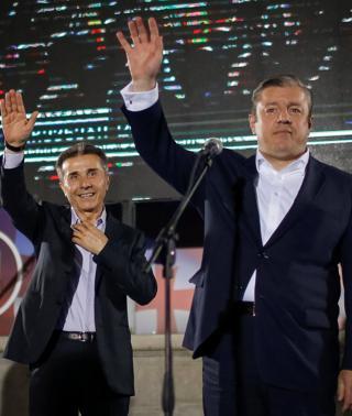 Georgia: Sueño Georgiano logró la mayoría parlamentaria en la segunda vuelta
