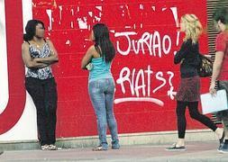 colectivo de prostitutas prostitutas en san javier