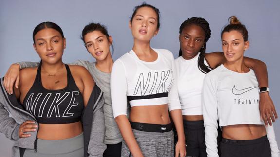 c1d0a3dd4b56c Nike lanza su primera línea de ropa deportiva en tallas grandes para ...