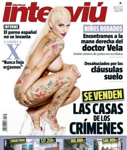Interviu Desnuda A La Actriz Porno Candela X La Verdad