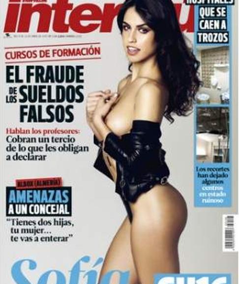 Interviú Desnuda A Sofía Suescun Exconcursante De Gh16 La Verdad