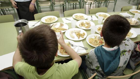 Educación concederá 55.000 becas de comedor y material el próximo ...